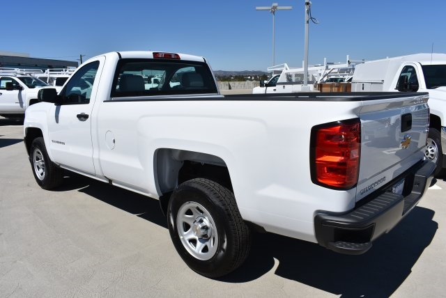 2018 Silverado 1500 Regular Cab,  Pickup #M18423 - photo 7