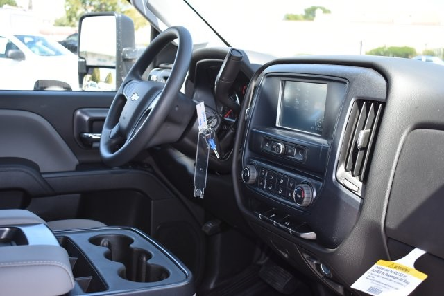 2018 Silverado 2500 Regular Cab 4x2,  Harbor Utility #M18427 - photo 17