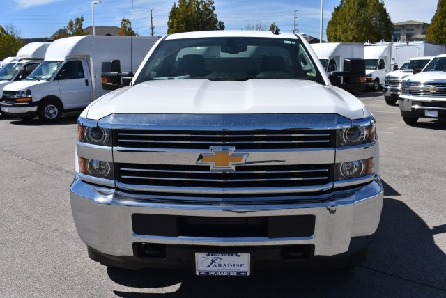 2018 Silverado 2500 Regular Cab 4x2,  Harbor Utility #M18427 - photo 3
