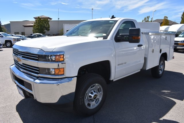 2018 Silverado 2500 Regular Cab 4x2,  Harbor Utility #M18427 - photo 4