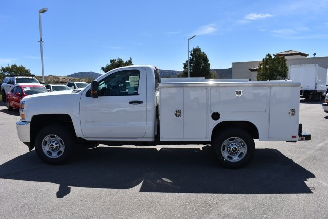 2018 Silverado 2500 Regular Cab 4x2,  Harbor Utility #M18427 - photo 5