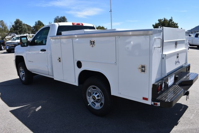 2018 Silverado 2500 Regular Cab 4x2,  Harbor Utility #M18427 - photo 6