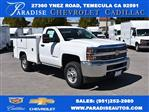 2018 Silverado 2500 Regular Cab 4x2,  Harbor Utility #M18427 - photo 1