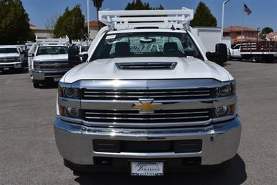 2018 Silverado 3500 Regular Cab DRW 4x2,  Royal Contractor Body #M18428 - photo 3