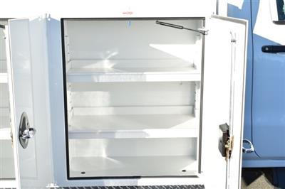 2018 Silverado 3500 Regular Cab DRW,  Royal Stake Bed Bodies Flat/Stake Bed #M18439 - photo 8