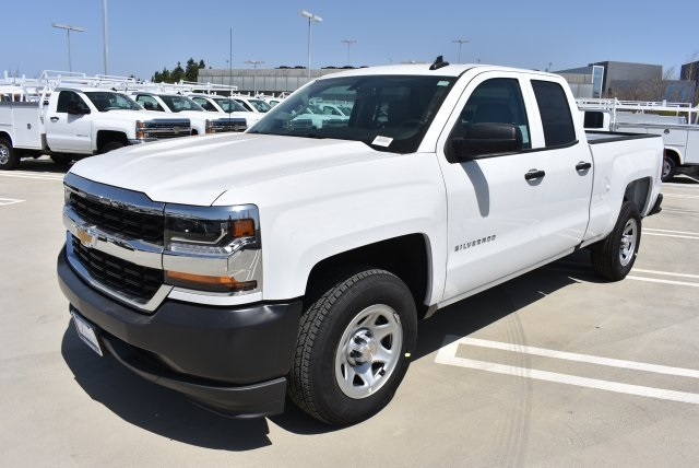 2018 Silverado 1500 Double Cab, Pickup #M18443 - photo 4