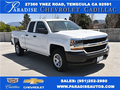 2018 Silverado 1500 Double Cab, Pickup #M18443 - photo 1