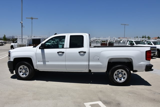2018 Silverado 1500 Double Cab 4x2,  Pickup #M18446 - photo 6