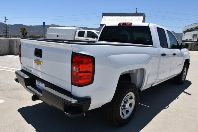 2018 Silverado 1500 Double Cab 4x2,  Pickup #M18446 - photo 2