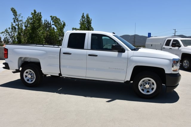 2018 Silverado 1500 Double Cab 4x2,  Pickup #M18446 - photo 9