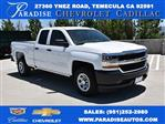 2018 Silverado 1500 Double Cab 4x2,  Pickup #M18446 - photo 1