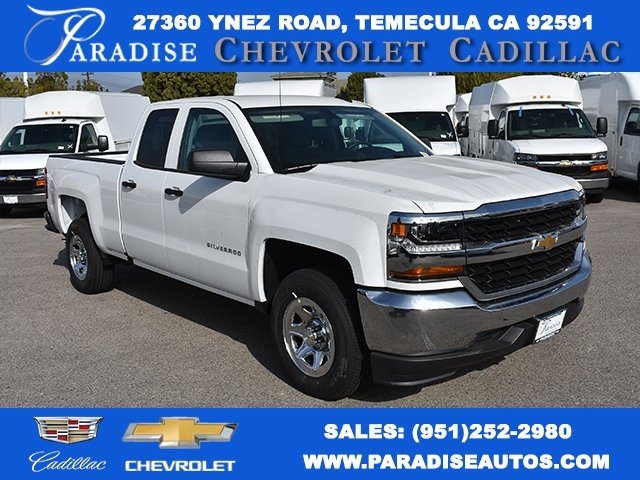 2018 Silverado 1500 Double Cab,  Pickup #M18448 - photo 1