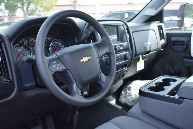 2018 Silverado 3500 Regular Cab DRW 4x2,  Royal Contractor Body #M18456 - photo 17