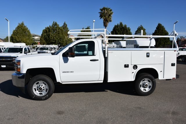 2018 Silverado 2500 Regular Cab,  Knapheide Standard Service Body Utility #M18467 - photo 6