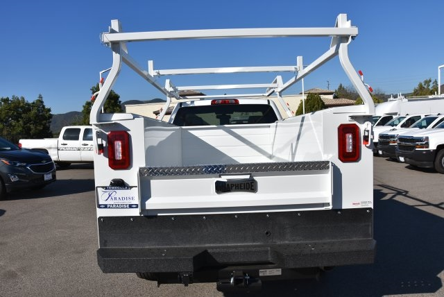 2018 Silverado 2500 Regular Cab,  Knapheide Standard Service Body Utility #M18467 - photo 8