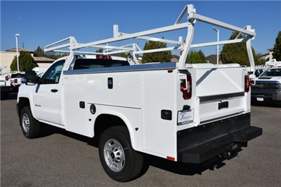2018 Silverado 2500 Regular Cab,  Knapheide Standard Service Body Utility #M18467 - photo 7