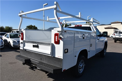 2018 Silverado 2500 Regular Cab,  Knapheide Standard Service Body Utility #M18467 - photo 2