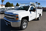 2018 Silverado 2500 Regular Cab,  Knapheide Standard Service Body Utility #M18467 - photo 5