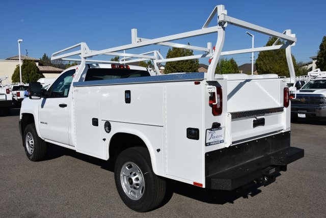 2018 Silverado 2500 Regular Cab 4x2,  Knapheide Utility #M18468 - photo 7