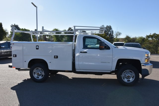2018 Silverado 2500 Regular Cab 4x2,  Knapheide Utility #M18468 - photo 9