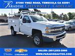 2018 Silverado 2500 Regular Cab 4x2,  Knapheide Utility #M18468 - photo 1