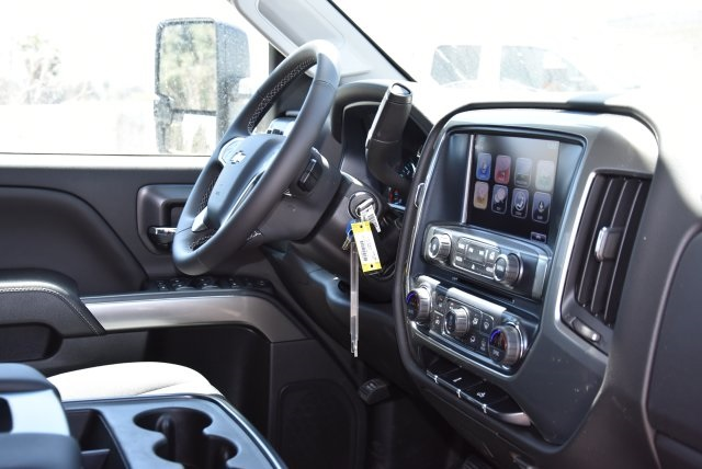 2018 Silverado 2500 Double Cab 4x2,  Harbor Utility #M18469 - photo 15