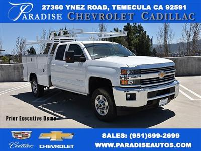 2018 Silverado 2500 Double Cab,  Harbor TradeMaster Utility #M18469 - photo 1