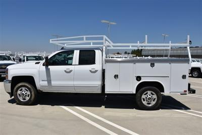 2018 Silverado 2500 Double Cab,  Harbor TradeMaster Utility #M18469 - photo 6