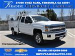 2018 Silverado 2500 Double Cab 4x2,  Harbor Utility #M18469 - photo 1