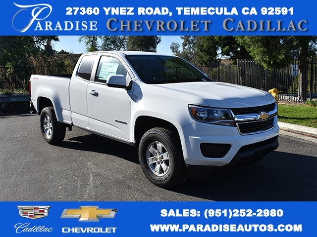 2018 Colorado Extended Cab 4x4,  Pickup #M18470 - photo 1