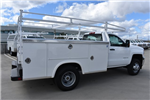 2018 Silverado 3500 Regular Cab DRW, Royal Service Bodies Utility #M18481 - photo 2