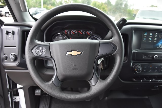 2018 Silverado 2500 Double Cab 4x2,  Royal Service Body Utility #M18483 - photo 22