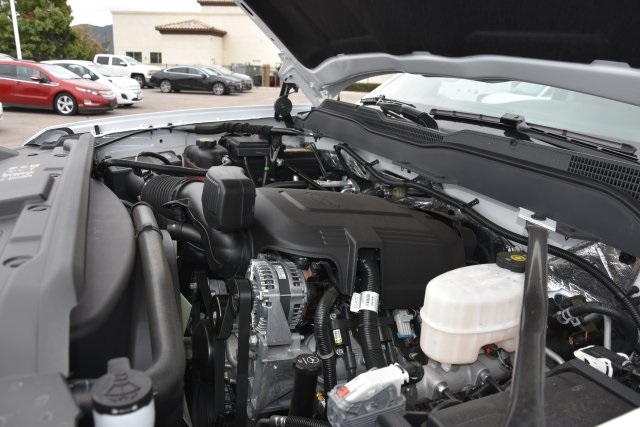 2018 Silverado 2500 Double Cab 4x2,  Royal Service Body Utility #M18483 - photo 28
