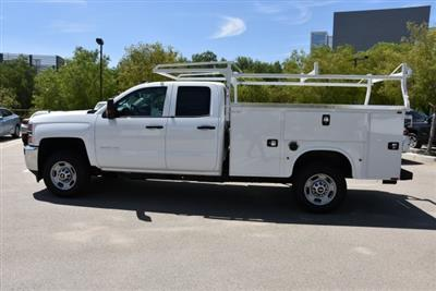 2018 Silverado 2500 Double Cab 4x2,  Royal Service Body Utility #M18483 - photo 6
