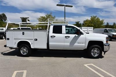 2018 Silverado 2500 Double Cab 4x2,  Royal Service Body Utility #M18483 - photo 9