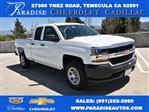 2018 Silverado 1500 Double Cab 4x2,  Pickup #M18501 - photo 1