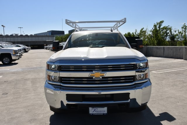 2018 Silverado 2500 Double Cab 4x2,  Harbor Utility #M18507 - photo 4