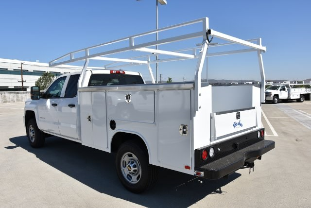 2018 Silverado 2500 Double Cab 4x2,  Harbor Utility #M18507 - photo 7