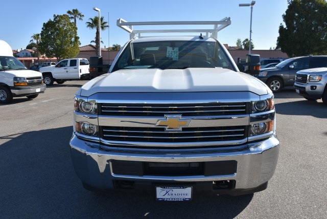 2018 Silverado 2500 Regular Cab 4x2,  Knapheide Standard Service Body Utility #M18509 - photo 4