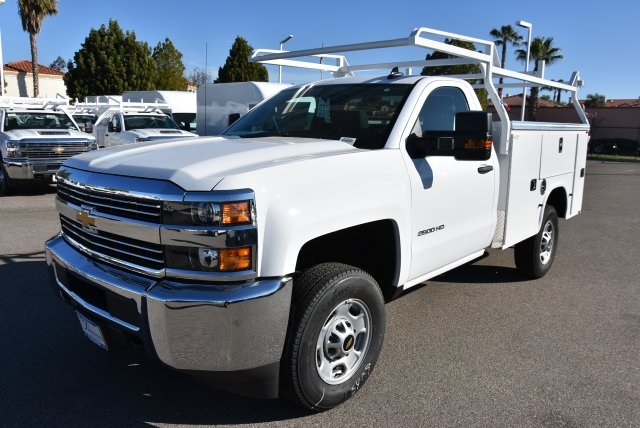 2018 Silverado 2500 Regular Cab 4x2,  Knapheide Standard Service Body Utility #M18509 - photo 5