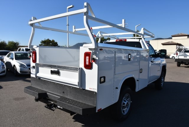 2018 Silverado 2500 Regular Cab 4x2,  Knapheide Standard Service Body Utility #M18509 - photo 2