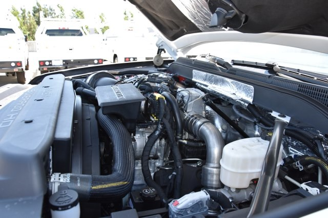2018 Silverado 3500 Crew Cab DRW 4x2,  Martin's Quality Truck Body Contractor Body #M18510 - photo 24