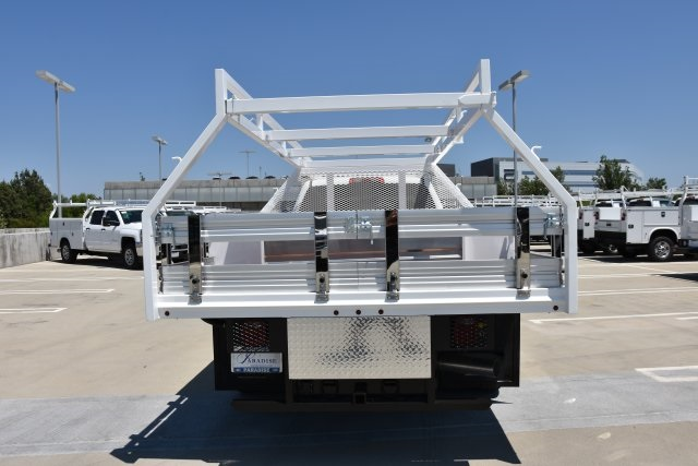 2018 Silverado 3500 Crew Cab DRW 4x2,  Martin's Quality Truck Body Contractor Body #M18510 - photo 8