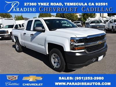 2018 Silverado 1500 Double Cab 4x2,  Pickup #M18511 - photo 1