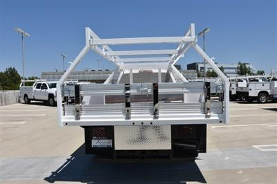 2018 Silverado 3500 Crew Cab DRW 4x2,  Martin's Quality Truck Body, Inc. Contractor Body #M18524 - photo 8