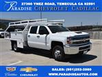 2018 Silverado 3500 Crew Cab DRW 4x2,  Martin's Quality Truck Body Contractor Body #M18524 - photo 1