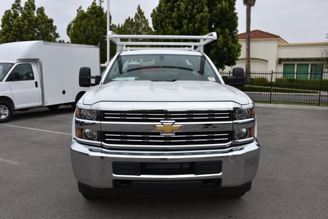 2018 Silverado 2500 Regular Cab 4x2,  Knapheide Utility #M18528 - photo 4