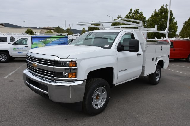 2018 Silverado 2500 Regular Cab,  Knapheide Standard Service Body Utility #M18528 - photo 5