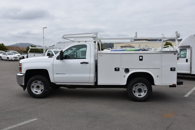 2018 Silverado 2500 Regular Cab,  Knapheide Standard Service Body Utility #M18528 - photo 6
