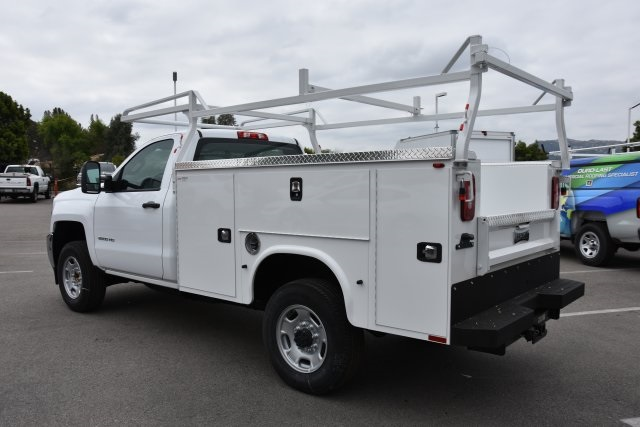 2018 Silverado 2500 Regular Cab 4x2,  Knapheide Utility #M18528 - photo 7
